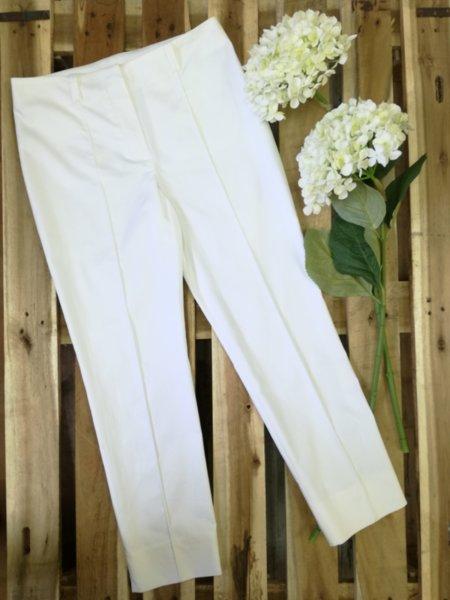 Дамски бял панталон
